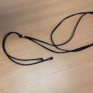 Jewelry - BP leather necklace